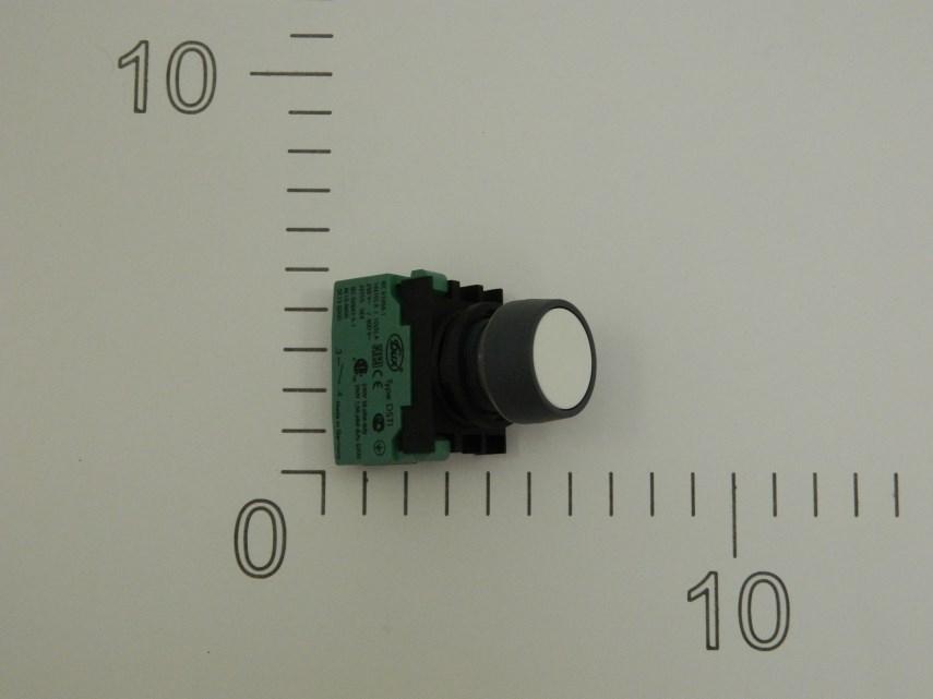 Aan-knop zonder controle lampje
