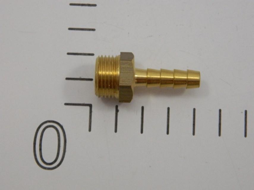 """Slangpilaar 3/8"""" - 6 mm"""