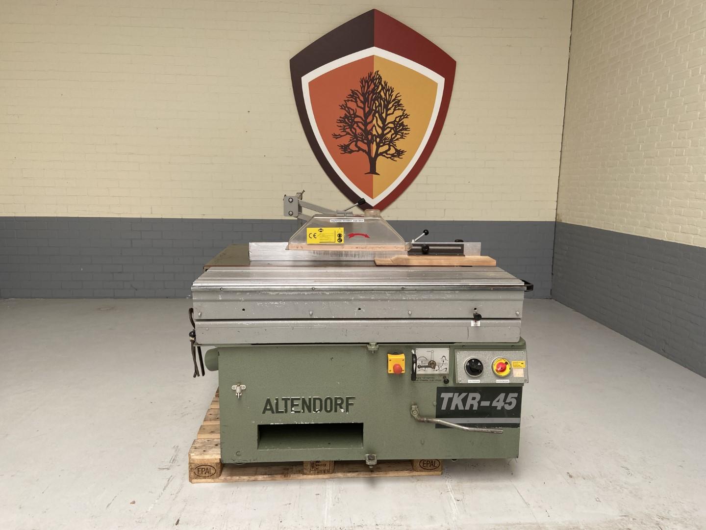 Altendorf TKR 45 gebruikte zaagtafel