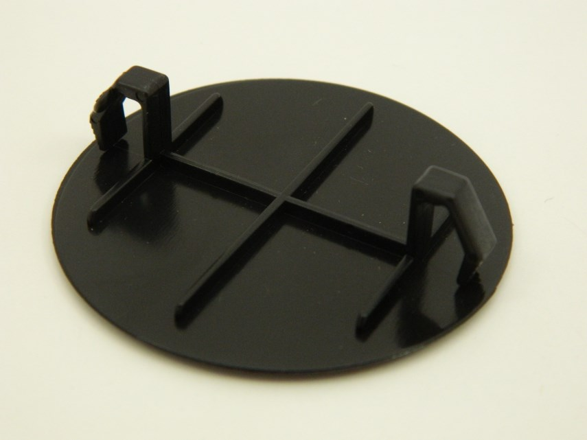 Kunststof afdekkap D45,0-47,5 mm