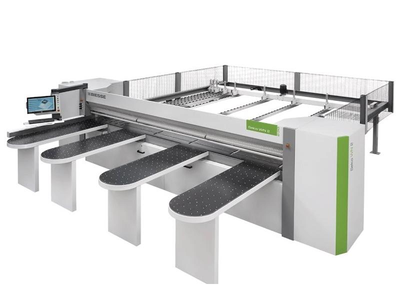 Biesse Selco WN 2 CNC-gestuurde opdeelzaag