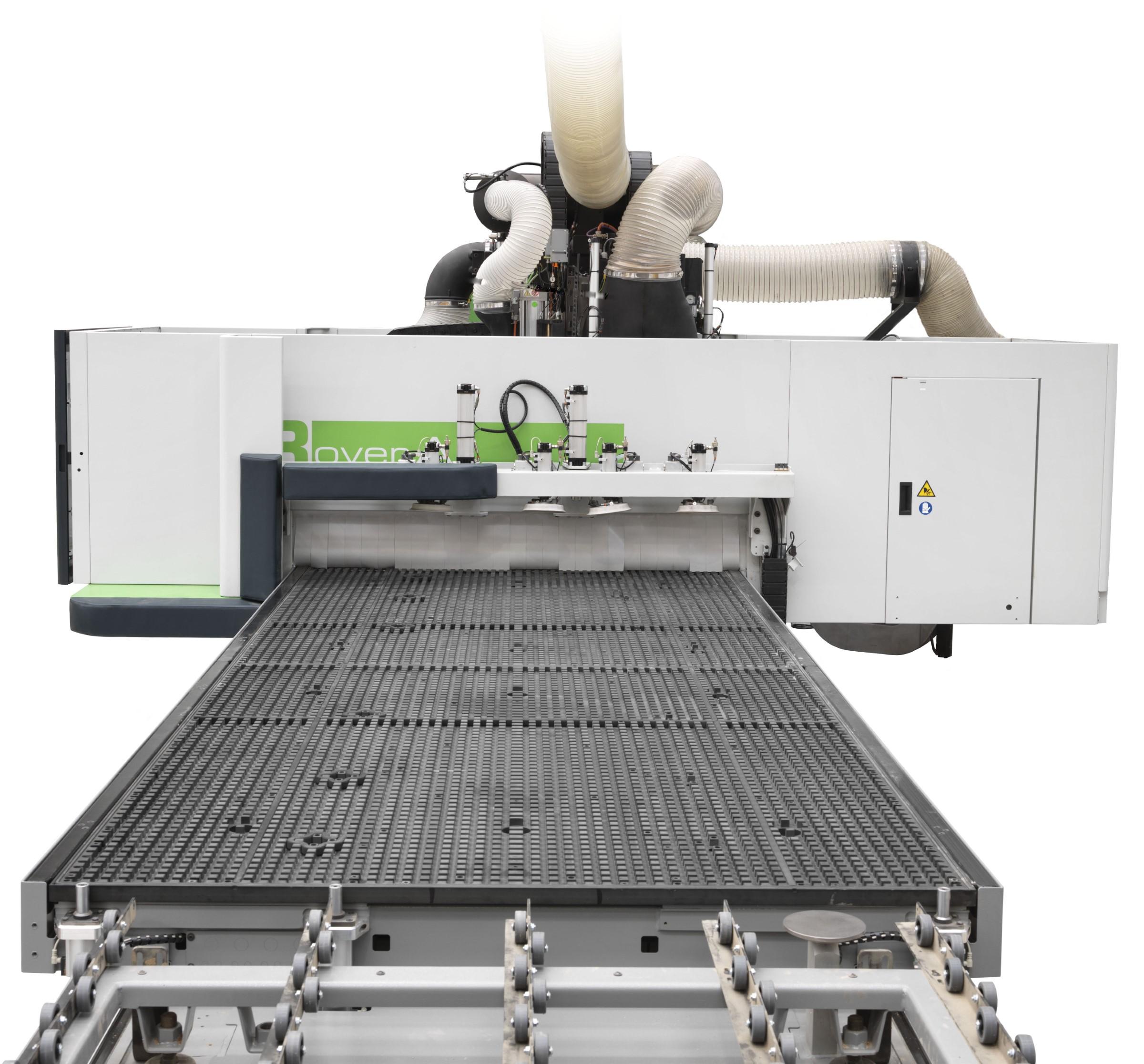 Biesse Rover A FT CNC nesting machine