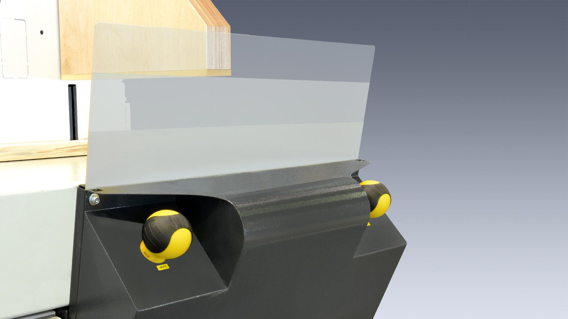 Weinig Dimter Opticut C50 Onderliggende afkortzaag
