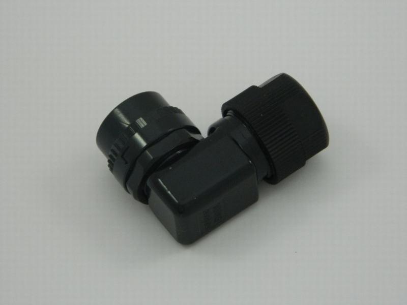 Haakse connector Yaskawa motor