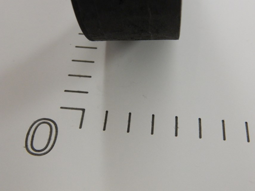 Rubber loopvlak 600N/68