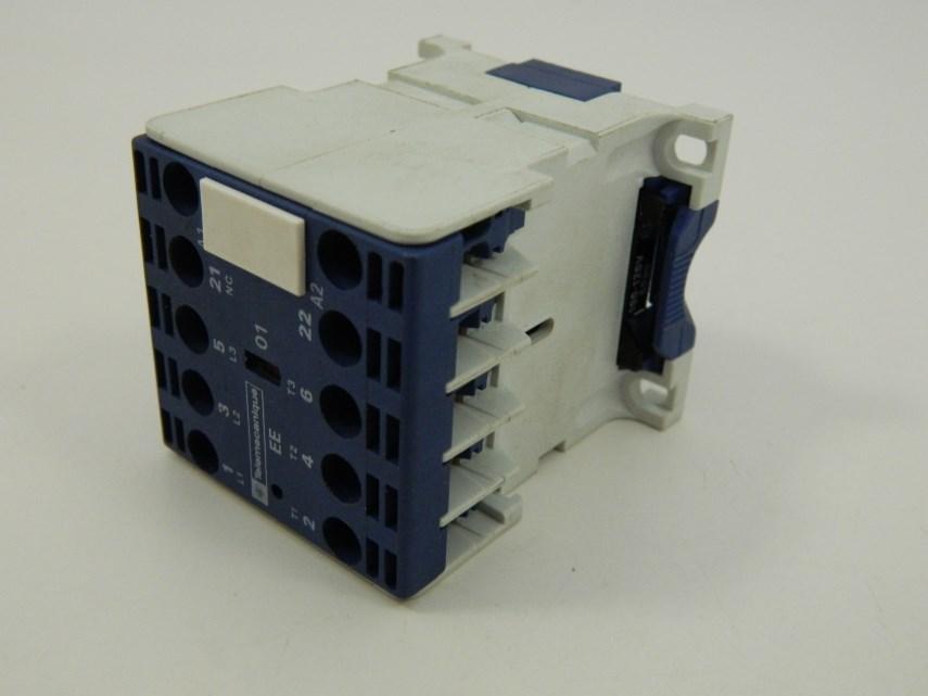 Magneetschakelaar 4KW 3P+10