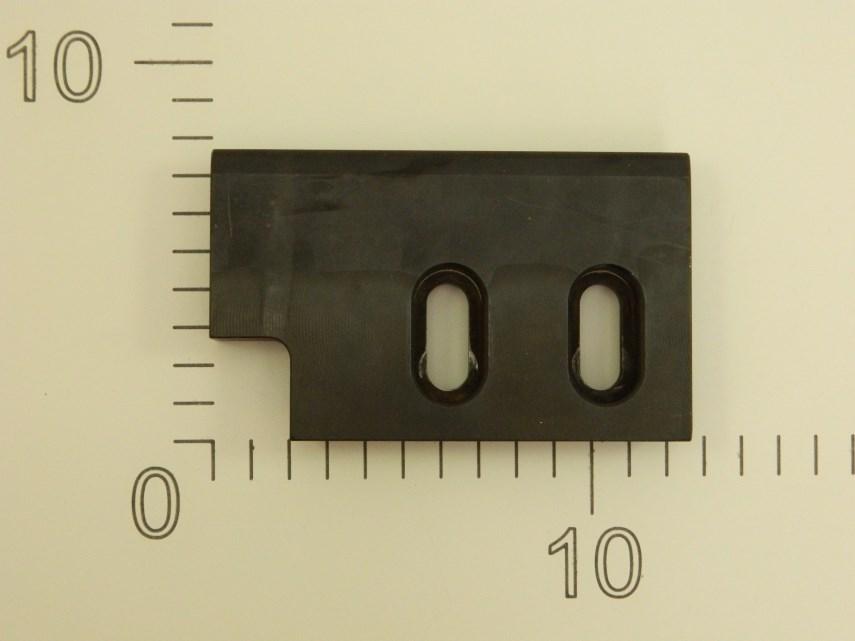Aandrukplaat (rechts) 75 LG123BR EF.02306