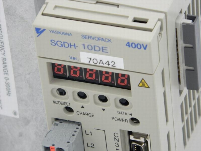 Yaskawa driver SGDH-10DE