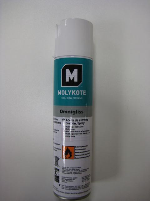 Molykote (Spuitbus) Omnigliss 400 ml