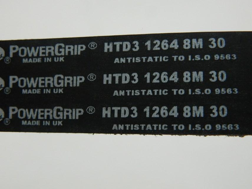 Riem GT2/1264-8MGT-30