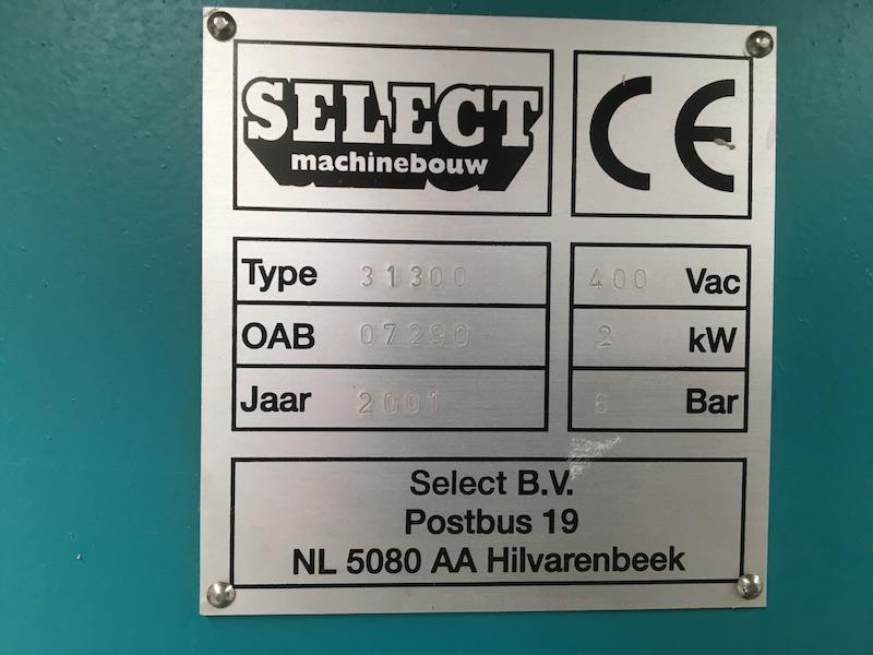 Select 31300 Gebruikte Drevelboormachine