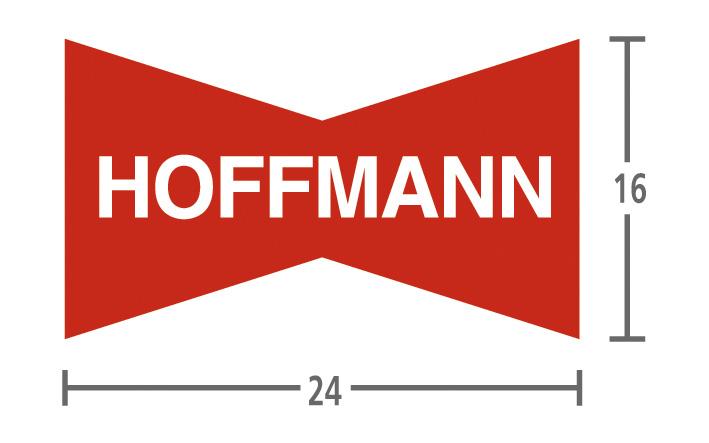Hoffmann wiggen W4 100,0 mm - 500 stuks