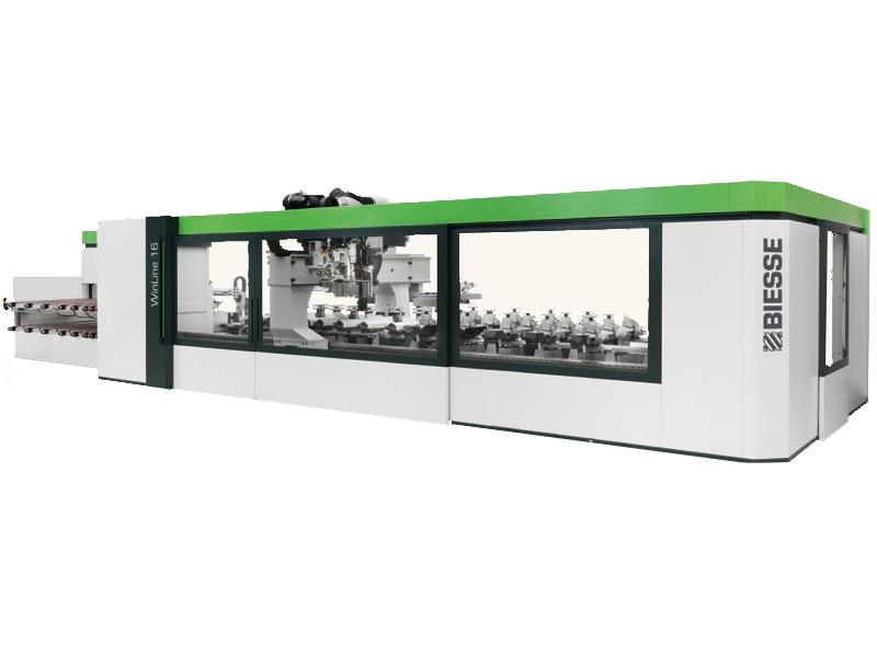 Biesse Winline 16 CNC-bewerkingscentrum
