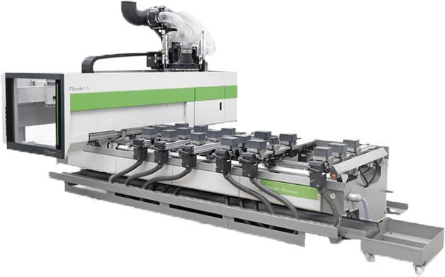 Biesse Rover A 16 Smart CNC freesmachine