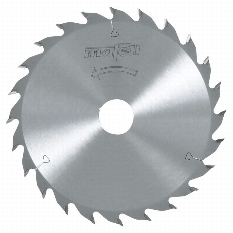 Mafell HM 185x1,4/2,4x20mm Z24 WZ Zaagblad