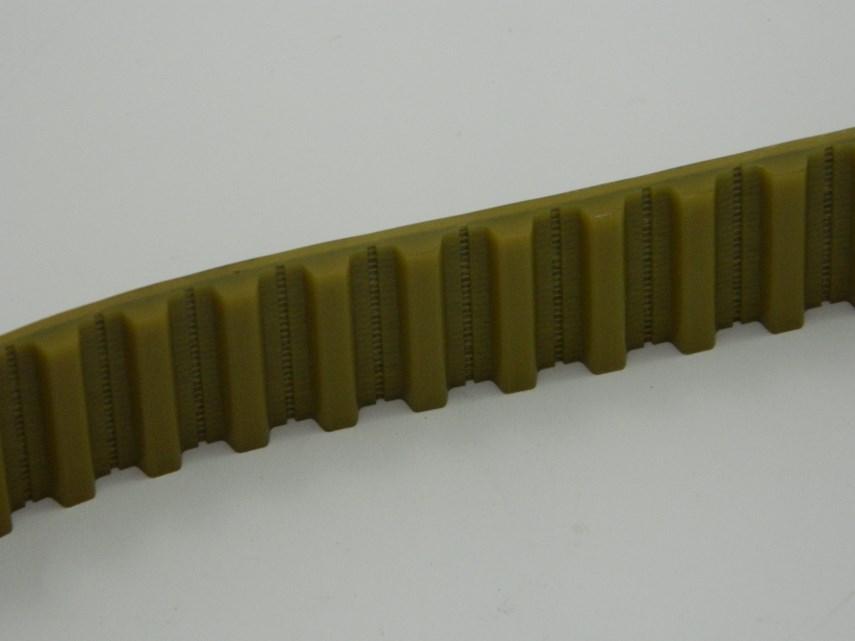 Getande riem T10-500L.25MM