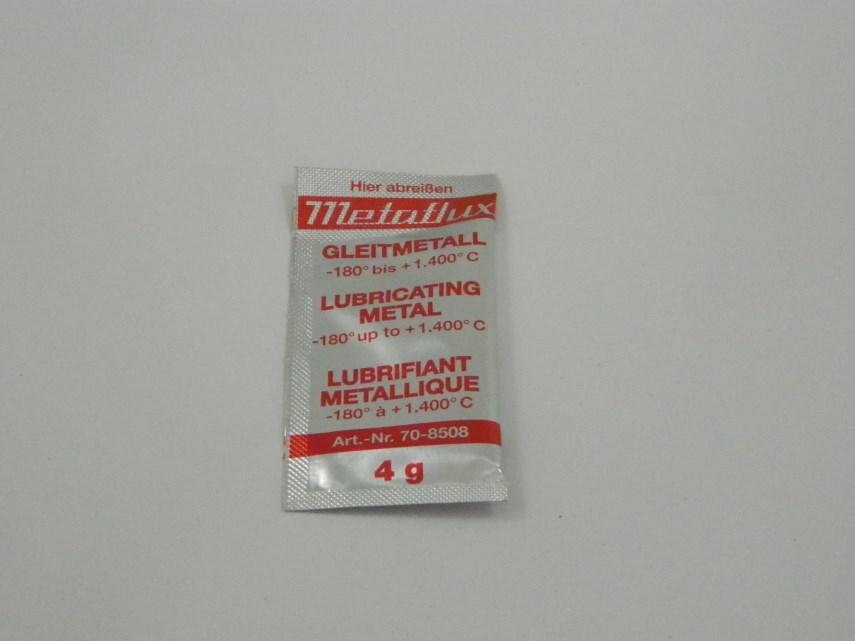 Metaflux 70-8508 sachet a  4 gram