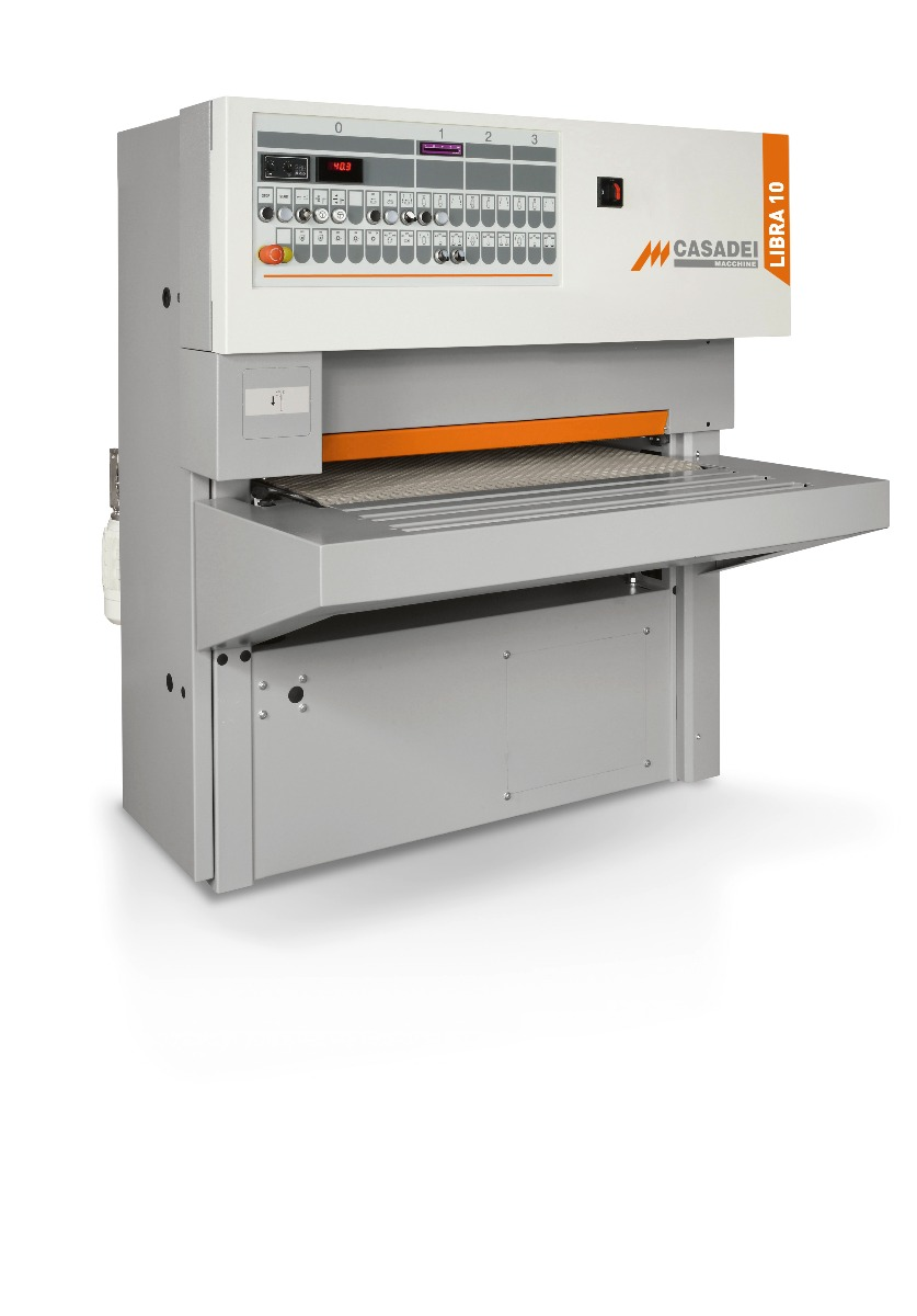 Casadei Libra 10 TC Breedbandschuurmachine