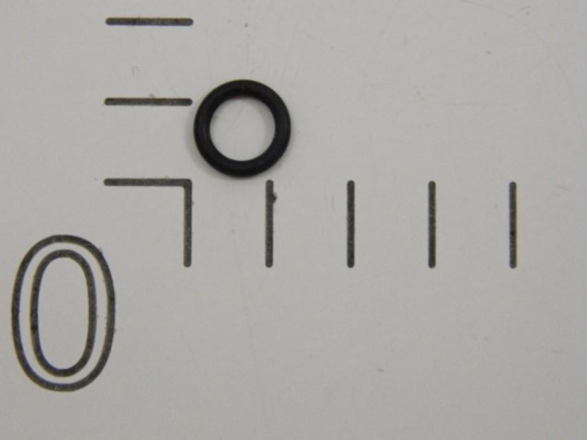 O-ring 8x2