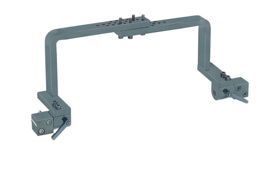 Zwenkbare bevestigingsbrug 500 mm