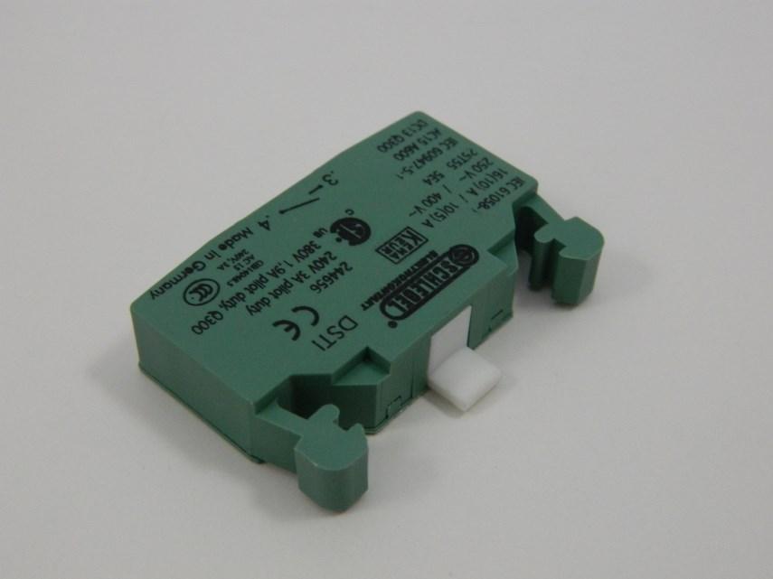 Maakcontact DSTI Groen