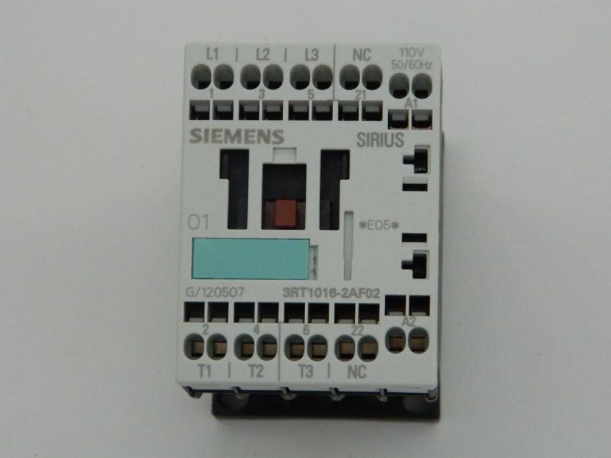Schakelaar 3RT10 16-2AF02