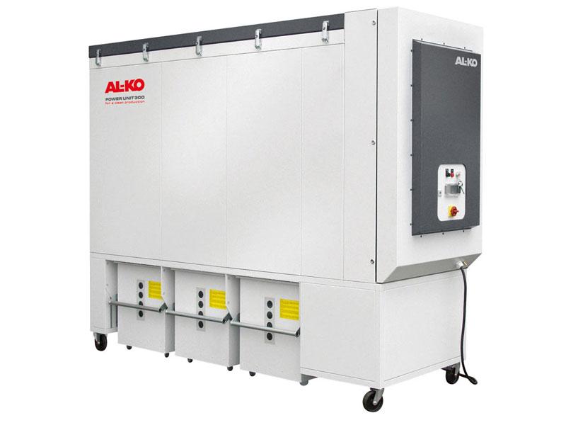 Alko Power Unit 140 - 300 Mobiele afzuigunit