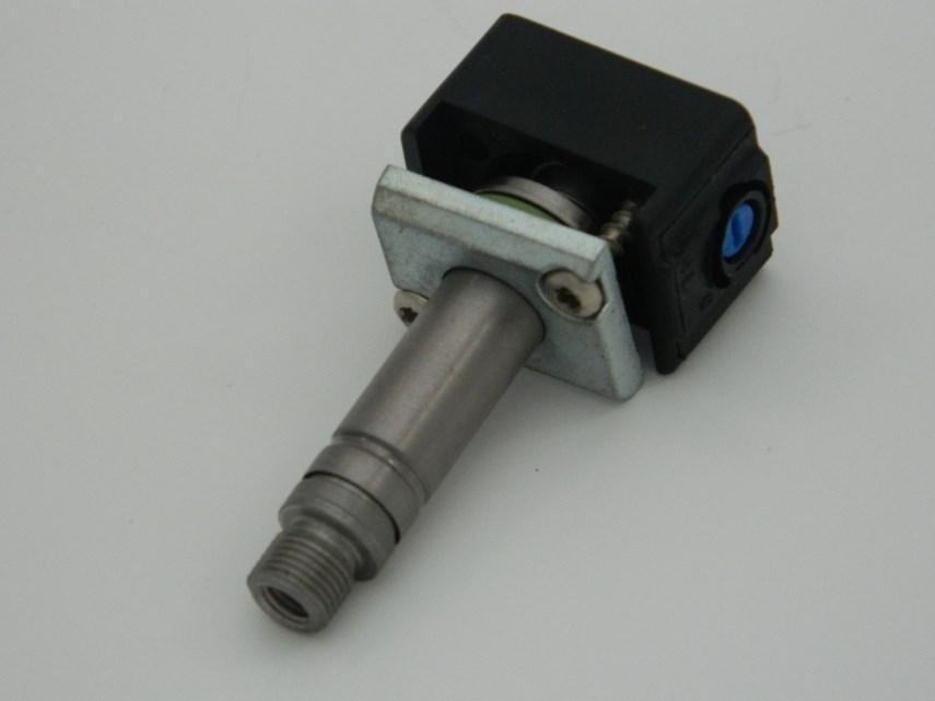 Micro electroventiel