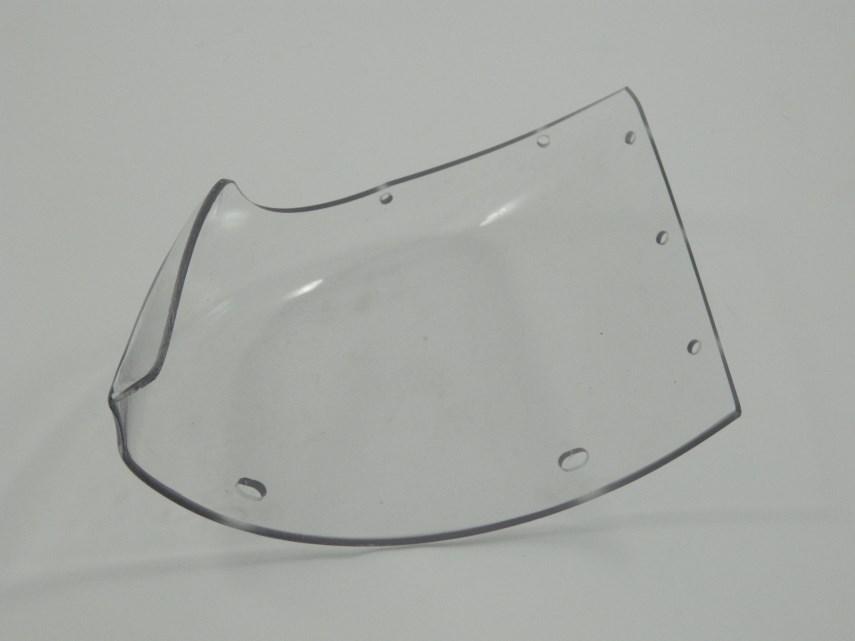 Plexi spanenkap (rechts) DX Ø180