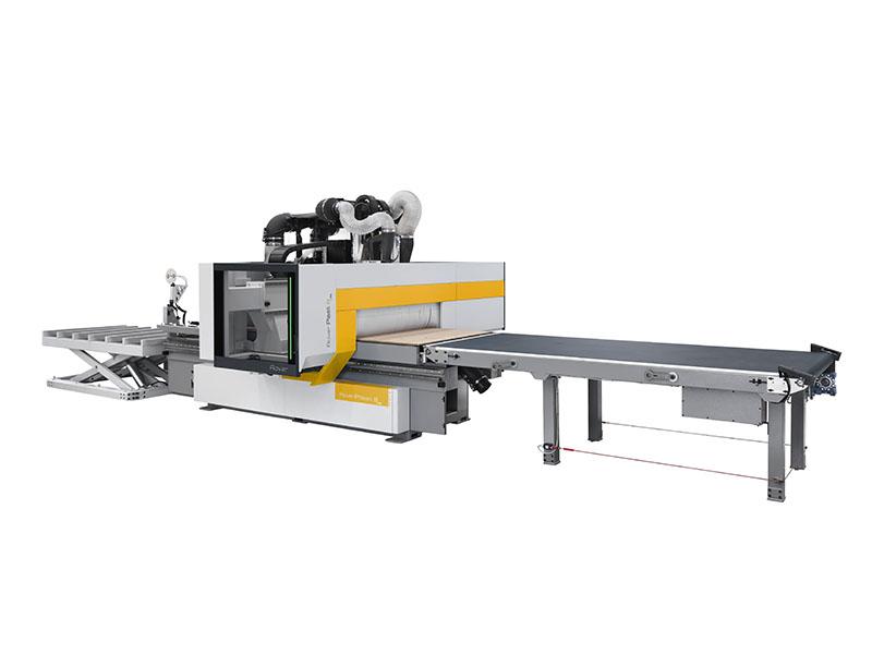 Biesse Rover Plast B FT CNC-gestuurde freesmachine
