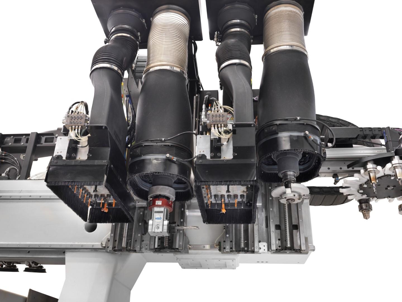 Biesse Rover B FT HD CNC-gestuurde freesmachine