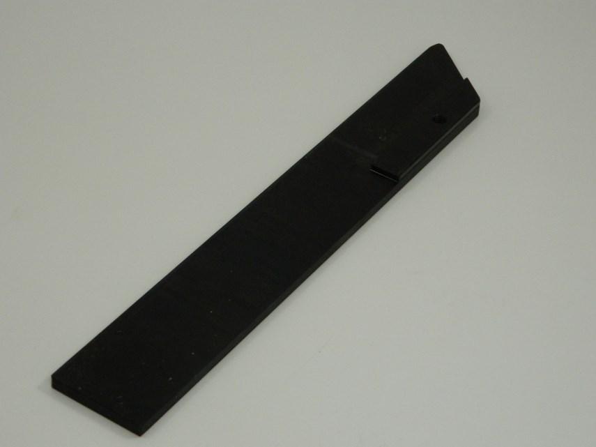 Lineaal lijst L398 8mm