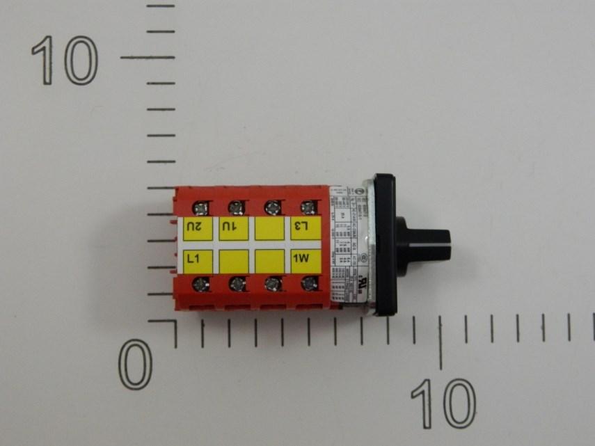 Schakelaar langgatboor LB760