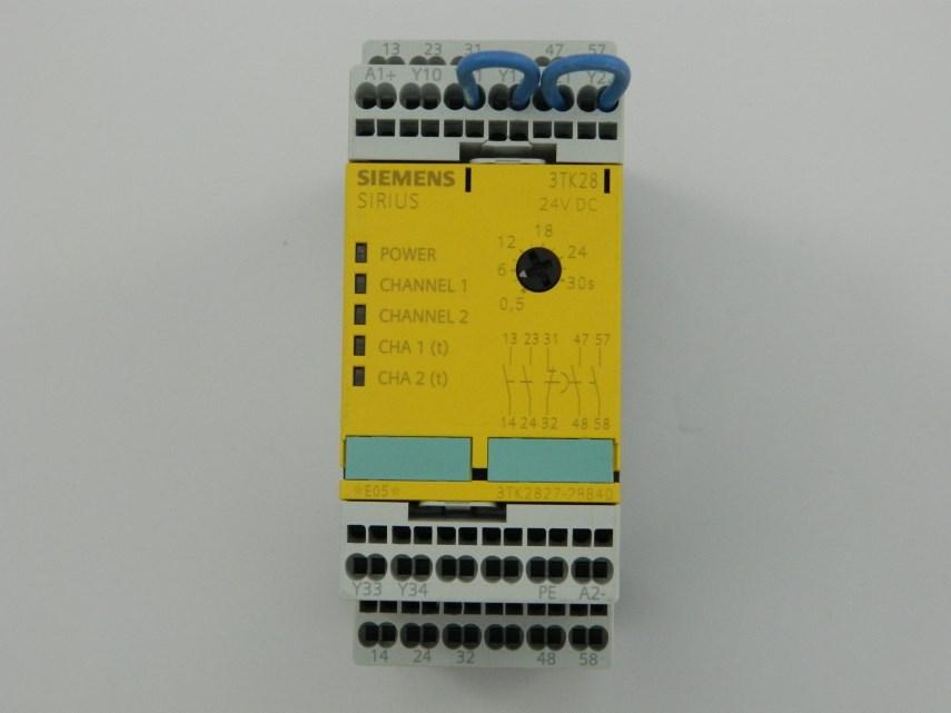 Veiligheidsmodule 3TK2827-2BB40