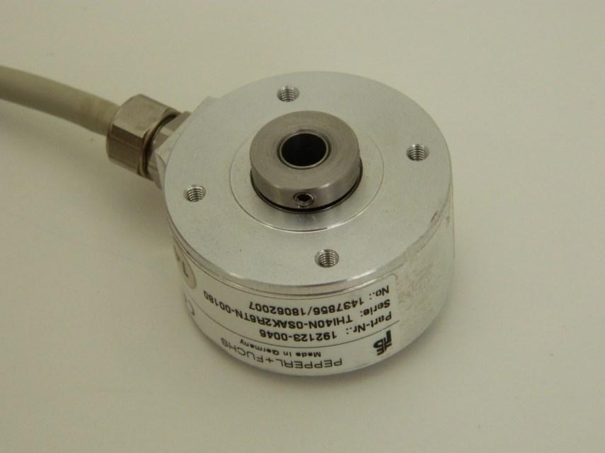 Encoder 180 impulsen 5-24 V