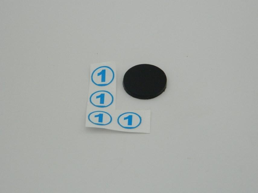 1 Nummer indicator