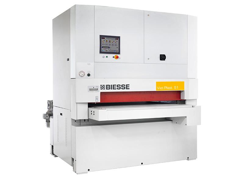 Biesse Viet Plast S1 Breedbandschuurmachine