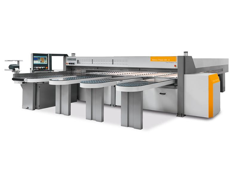 Biesse Selco Plast SK4 CNC-gestuurde opdeelzaag