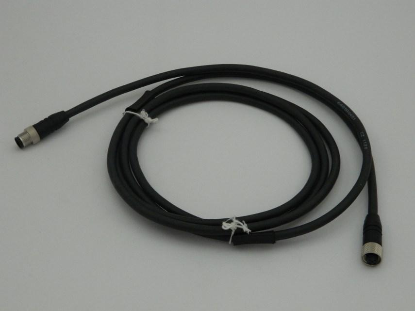 5-polige kabel M12 - 2,5mtr