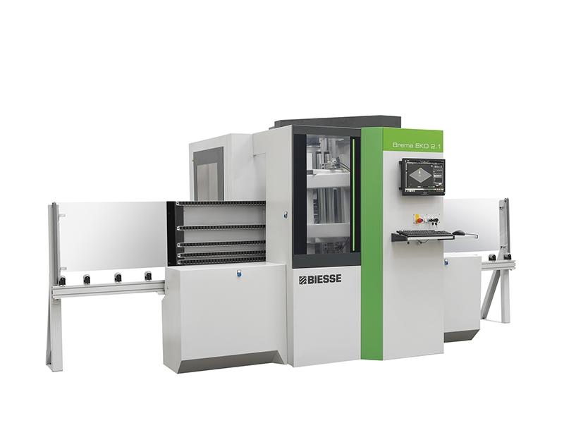 Biesse Brema Eko 2.1 Verticale CNC-gestuurde boormachine