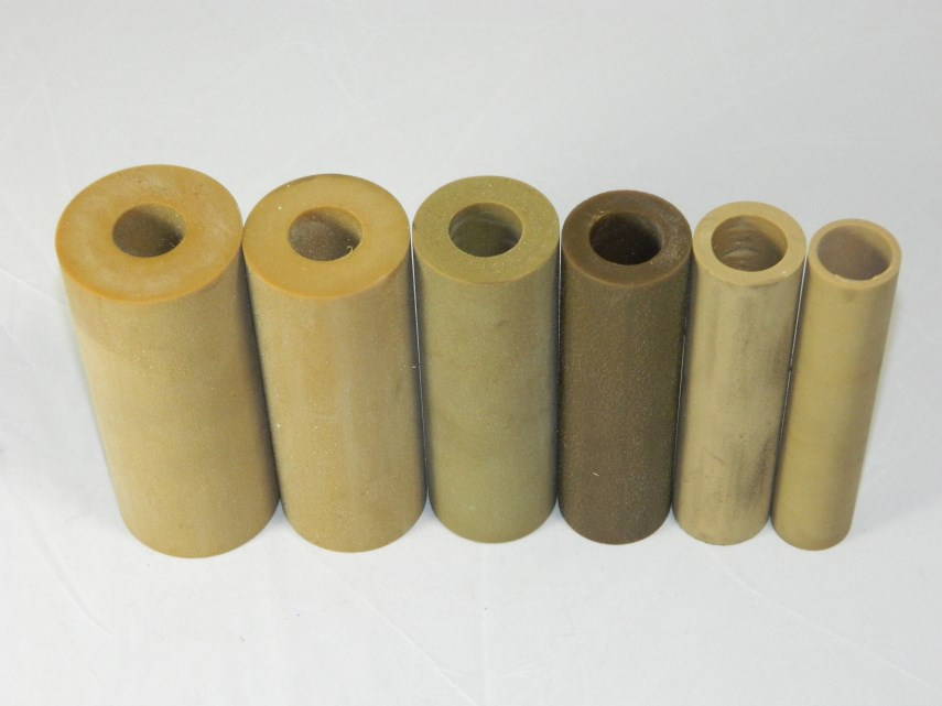 Rubber rol 40x115