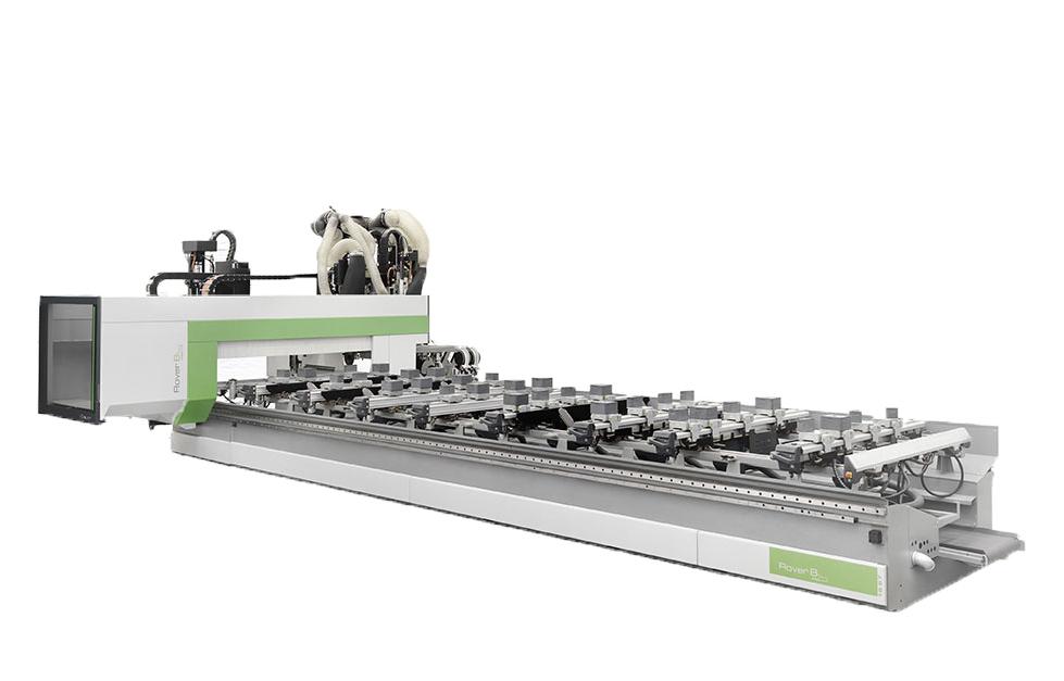 Biesse Rover C Edge CNC-gestuurde freesmachine
