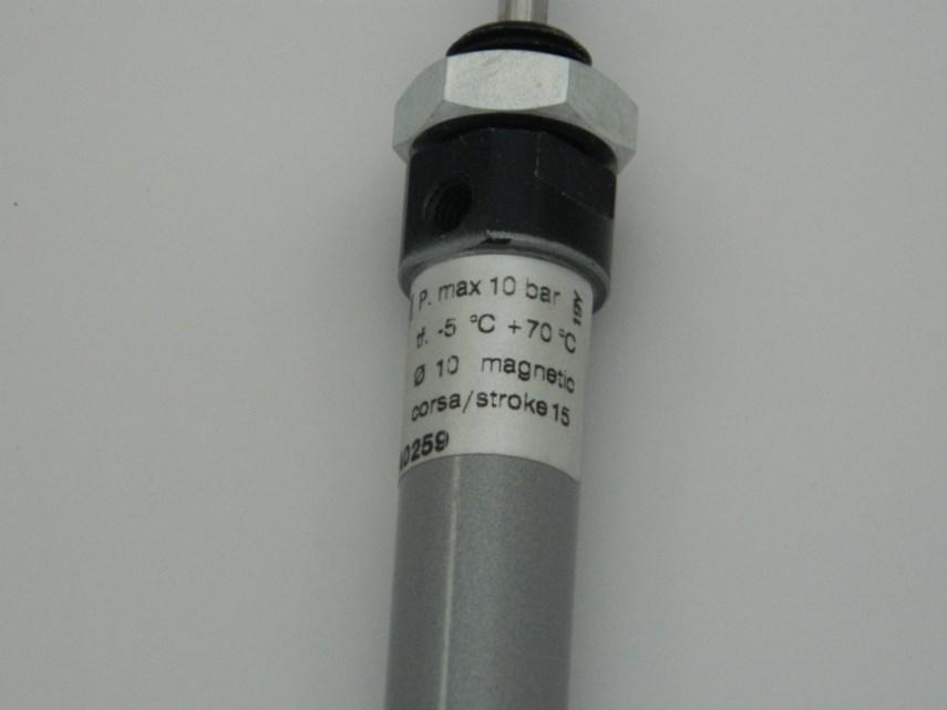 Cilinder Pneumax 1260.10.15M