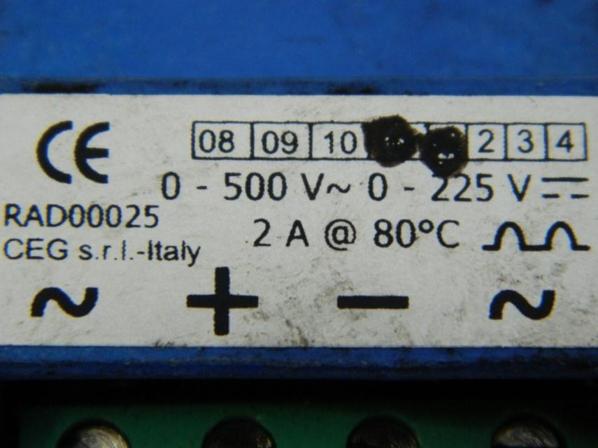 Rempakket S100 VDC 100 W35