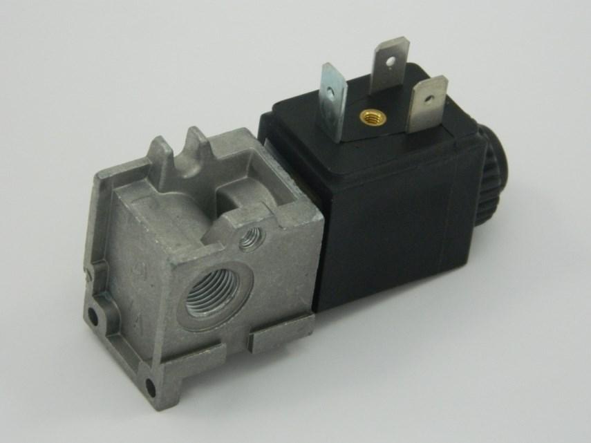 Micro elektroventiel 305.M5 24DC
