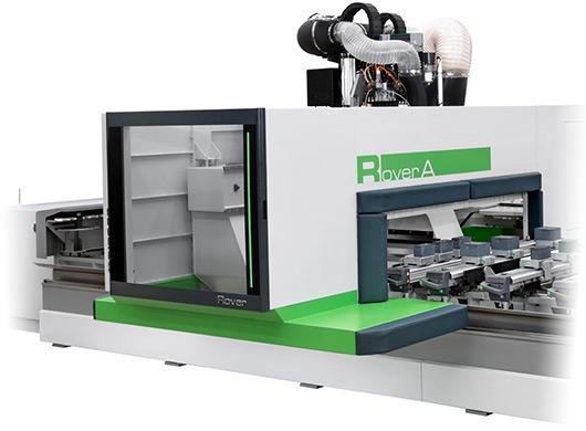 CNC machine - Biesse Rover A