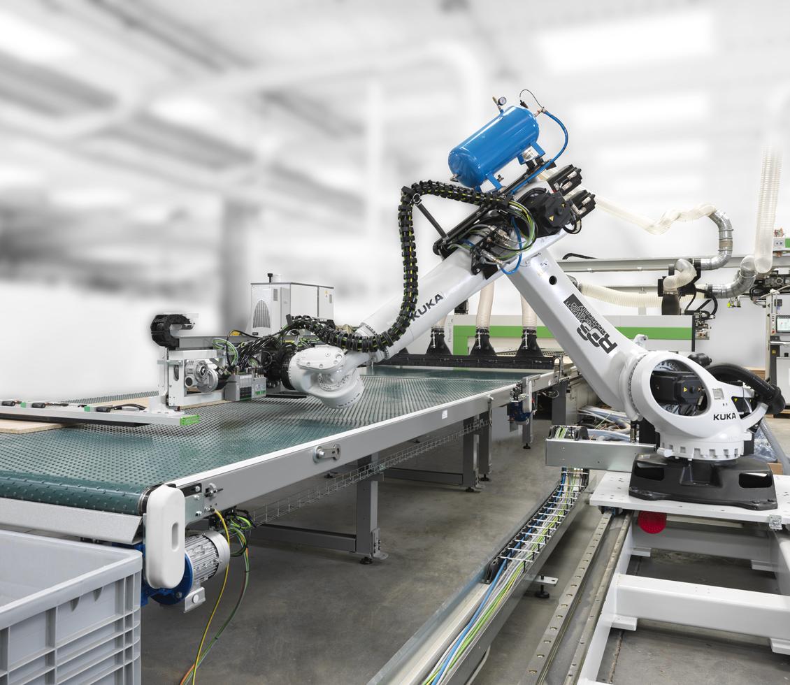 Biesse Robotsystemen (ROS)