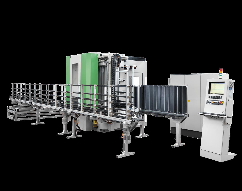 Biesse Brema Vektor 15 CS verticale CNC-machine