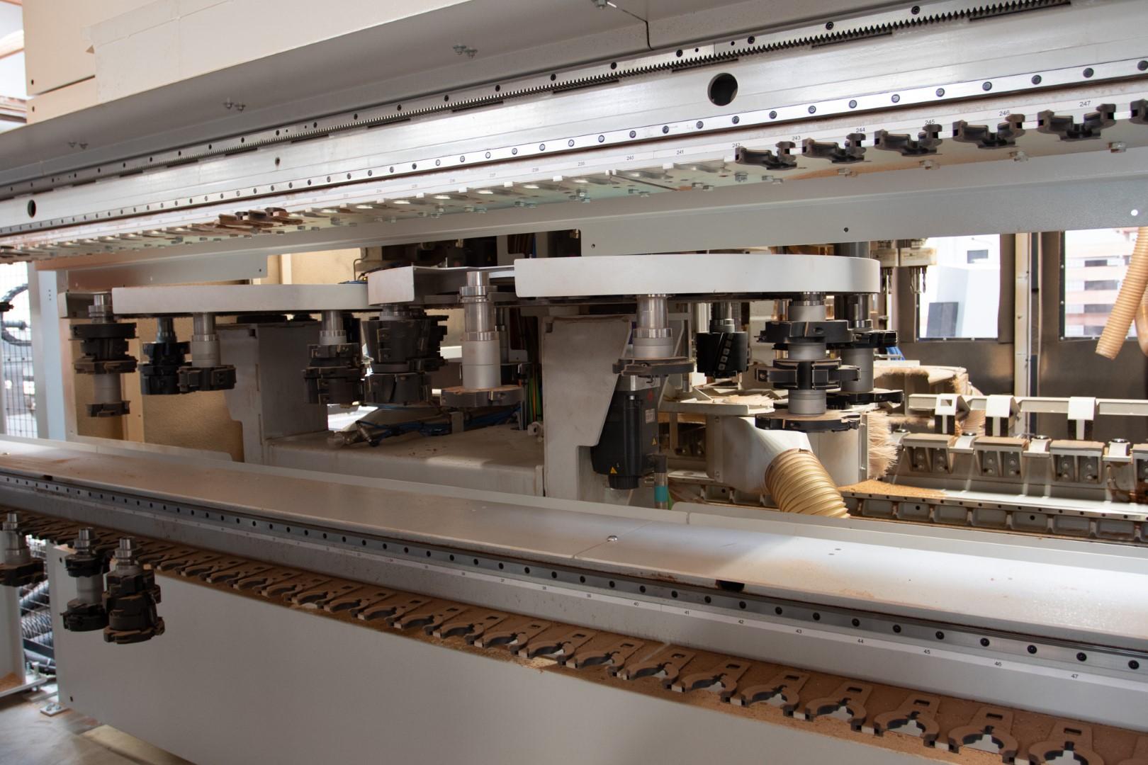 Weinig Conturex C226 CNC-bewerkingscentrum