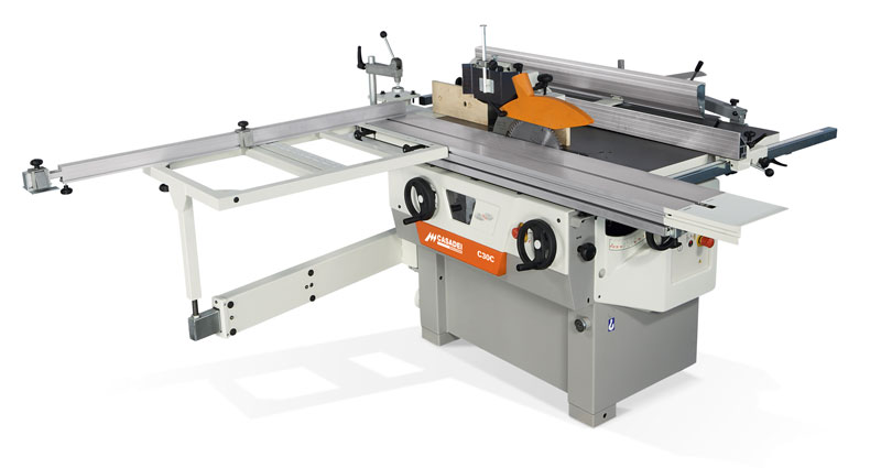 Casadei C30C 5-in-1 combinatiemachine